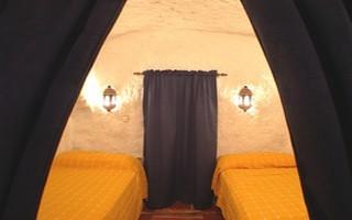 chambre andalouse