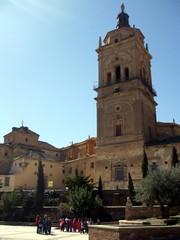 Proche du gite, Guadix et la cathédrale
