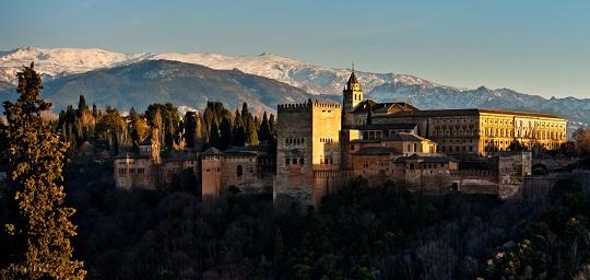 Alhambra,Grenade,sierra nevada,monument,unesco,patrimoine,al-andalus,architecture mauresque,nasrides,réservation visites alhambra