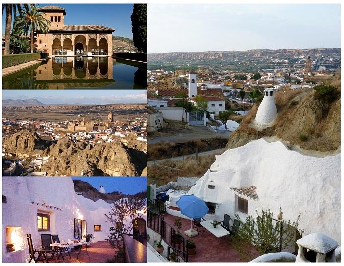 original, offres, promotions ou séjours exceptionnelles dans un gite en Andalousie, une location de vacances en Espagne dernière minute