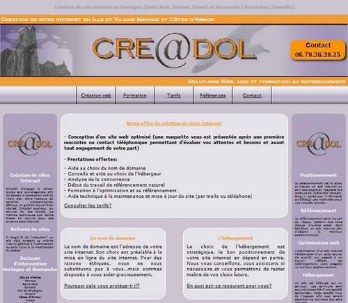 creation site internet rennes