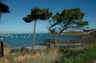 Gite Bretagne, le bord de mer à Plougasnou, capacité de 2 à 6 personnes, accessible aux handicapés