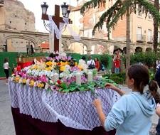 festival de las cruces guadix, granada, andalousie, fête dieu, 3 mayo, 3 mai