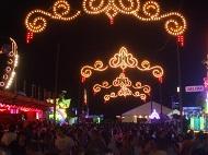 Guadix les nuits de feria, typique en Andalousie