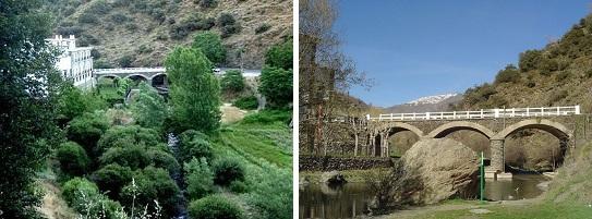 baignade,guadix,alpujarras,alpujarra,trevelez,jambon de trevelez,torrent,rivière,pause environnement nature,montagne, randonnée