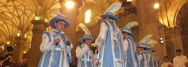 Purísima, Inmaculada Concepción, guadix, cueva,seises, messe, Andalucia, andalousie, catedral, cathédrale, Grenade, Seville